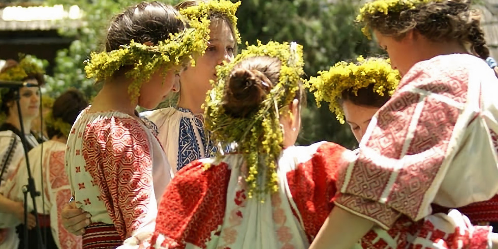 Magic Midsummer in Romania and the US