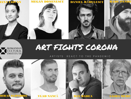 Art Fights Corona - Artists React to the Pandemic - Works & Talks Series