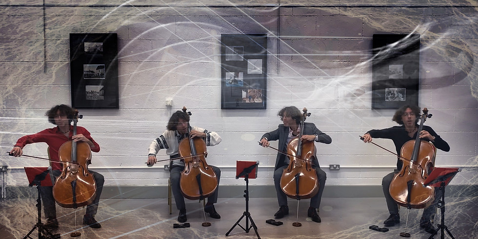 CelloVision Project - The Image of Sound