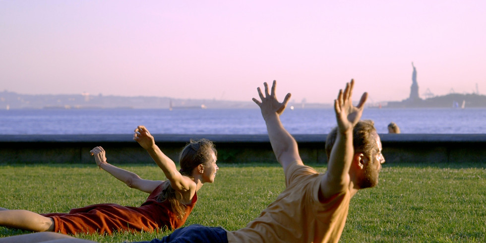 """""""Almost"""", a Romanian Premiere at Battery Dance Festival"""