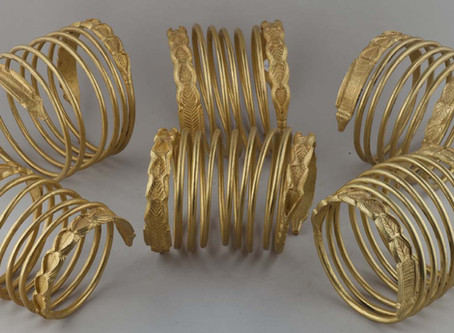 The History of Romania in One Object: The Dacian Gold Bracelets