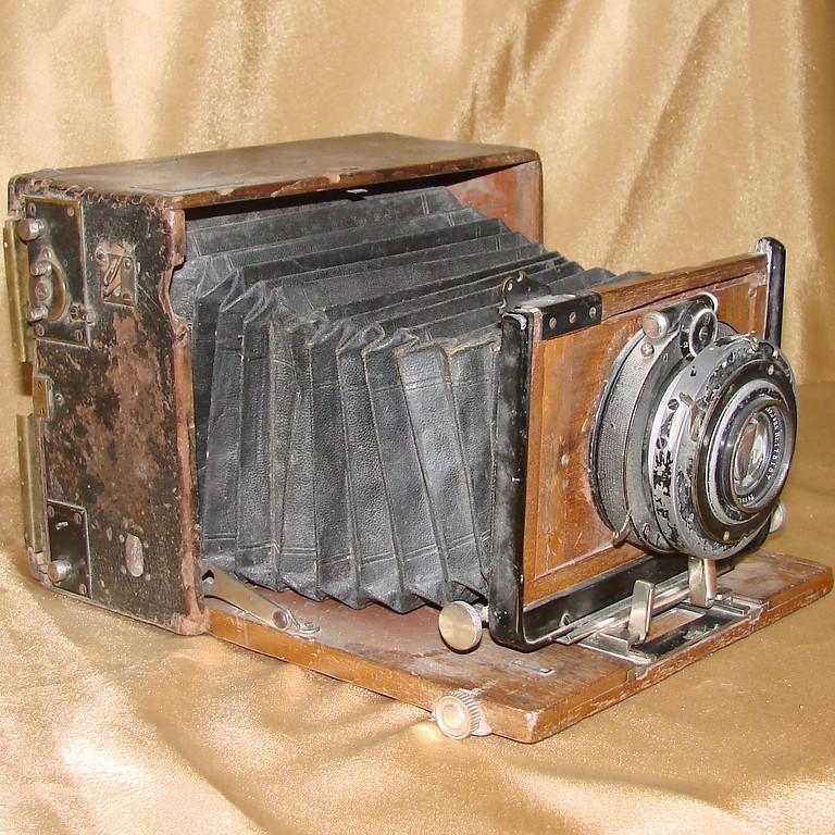 The Photo Camera of Samoilă Mârza / The History of Romania in One Object