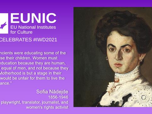 Meet Our Heroines: Sofia Nădejde