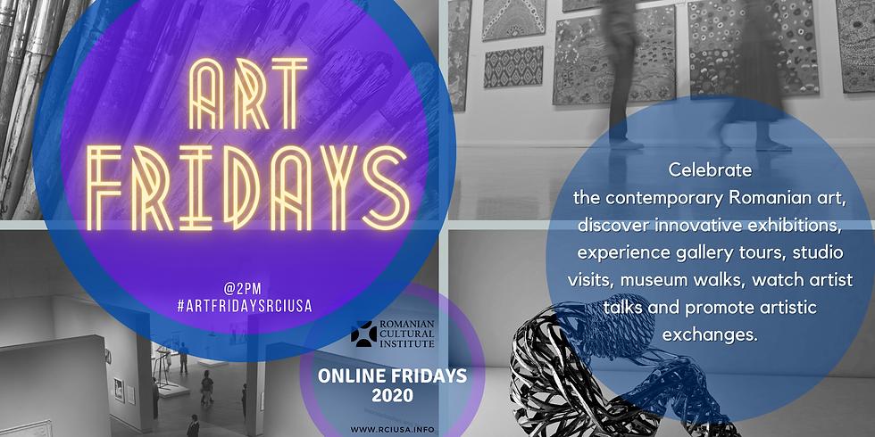 ART FRIDAYS: IVAN Gallery Tour