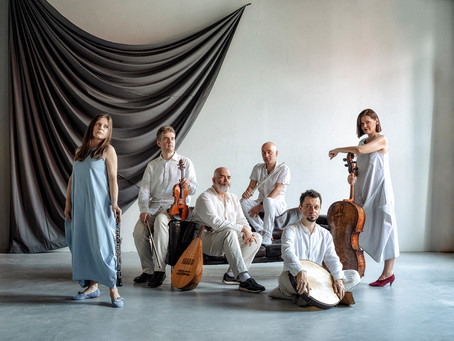 Imago Mundi Ensemble and the Sources of Romanian Creativity in the Enescu Soirees Online
