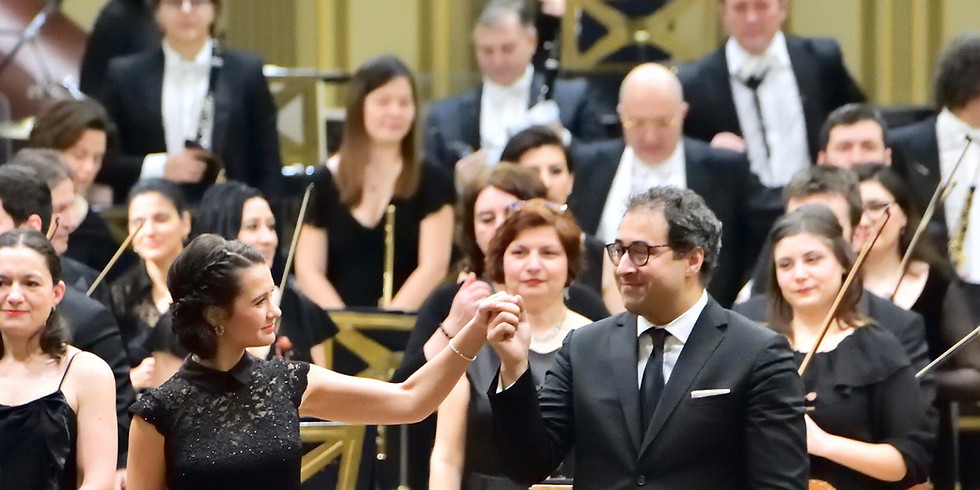 Soprano Laura Nicorescu and Conductor Leo Hussain Join Forces in a Memorable Online Recital