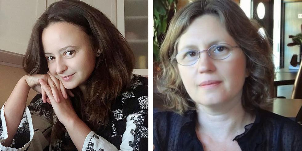 Romanian Women Voices in North America / Ep. 3: Carmen Bugan and Alina Cumpan (2)