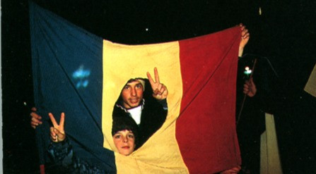 The History of Romania in One Object: The Flag of the 1989 Revolution