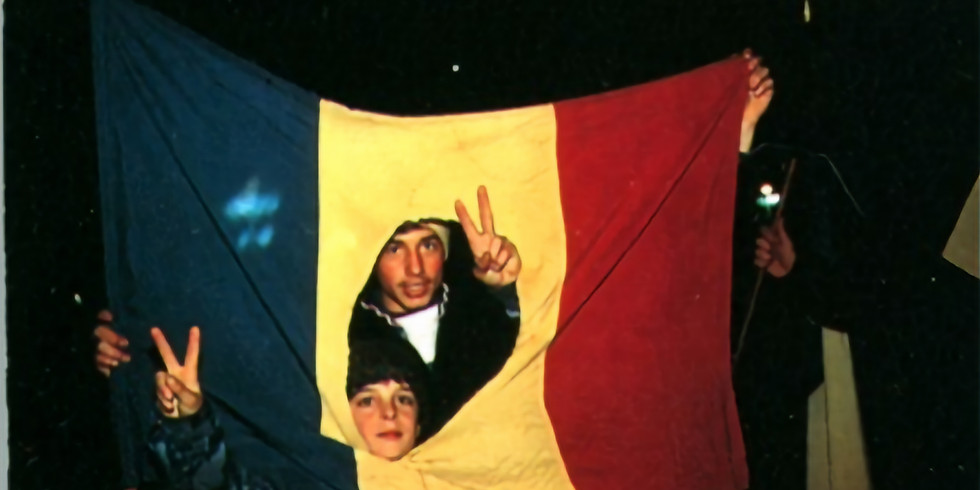 The History of Romania in One Object / The Flag of the 1989 Revolution