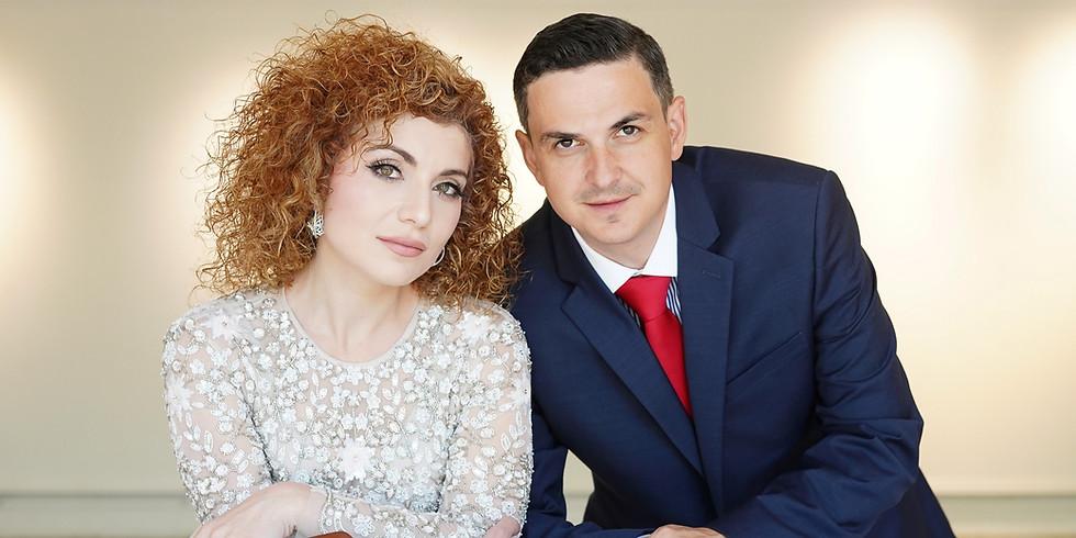Renowned Fatu Duo in the Enescu Soirees Online