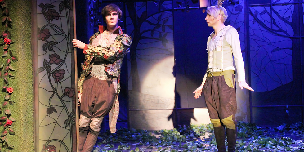 The RCI Digital Stage Presents: THE HAPPY PRINCE