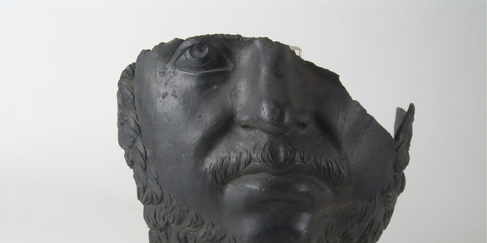 Emperor Caracalla's Statue in Porolissum / The History of Romania in One Object