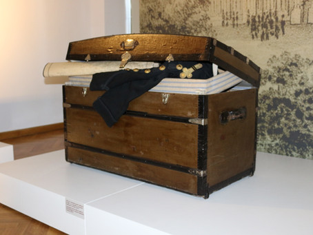 Colonel Cerchez's Campaign Trunk / The History of Romania in One Object