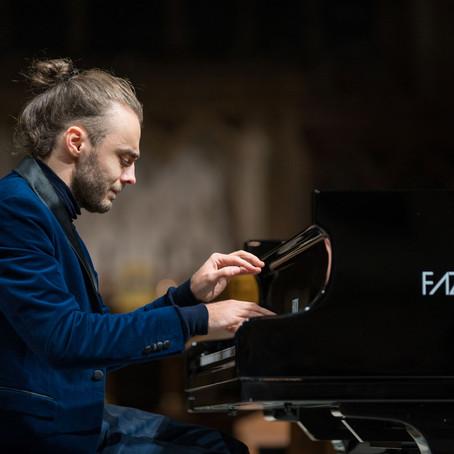 Sensational Daniel Ciobanu at the Enescu Soirees