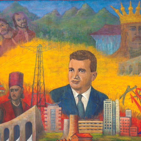 The History of Romania in One Object: Ceaușescu's Personality Cult in Paintings