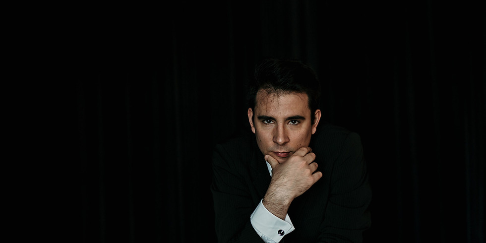 Pianist and Composer Paul Cartianu at the Enescu Soirees