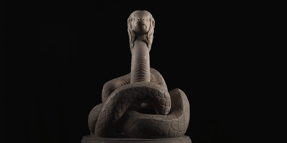 Glykon - The Fantastic Snake / The History of Romania in One Object