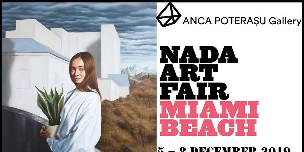 "Anca Poterașu Gallery Presents ""Artist Dialogue"" at NADA Miami"