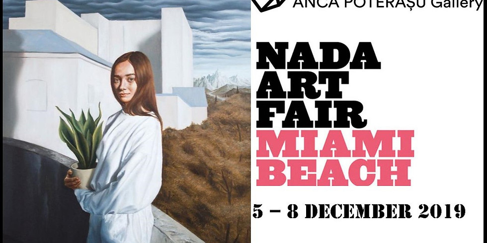 "Anca Poterașu Gallery Presents ""Artist Dialogue"" at NADA Miami"