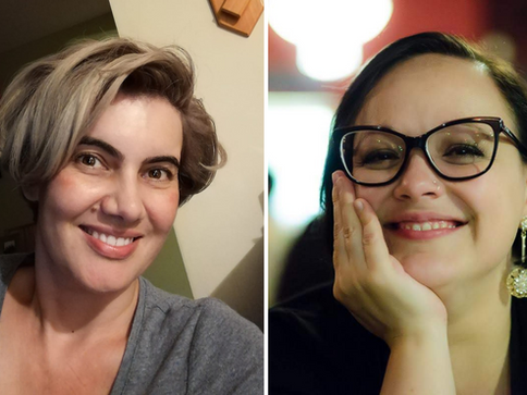 Romanian Women Voices in North America / Ep. 5: Clara Burghelea & Roxana Cazan