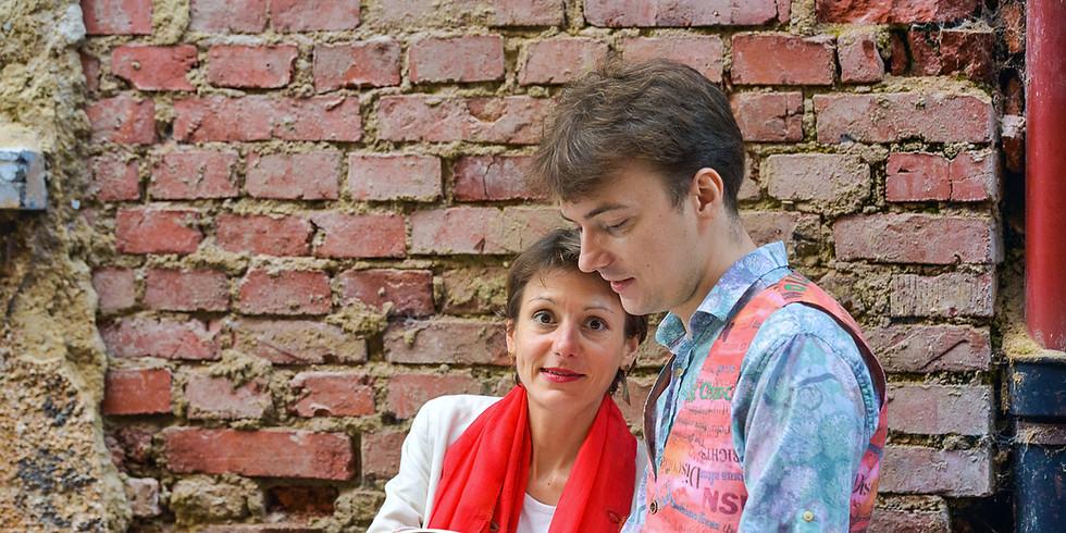 The Brilliant Ionescu-Maistorovici Duo Offers an Encore at the Enescu Soirees