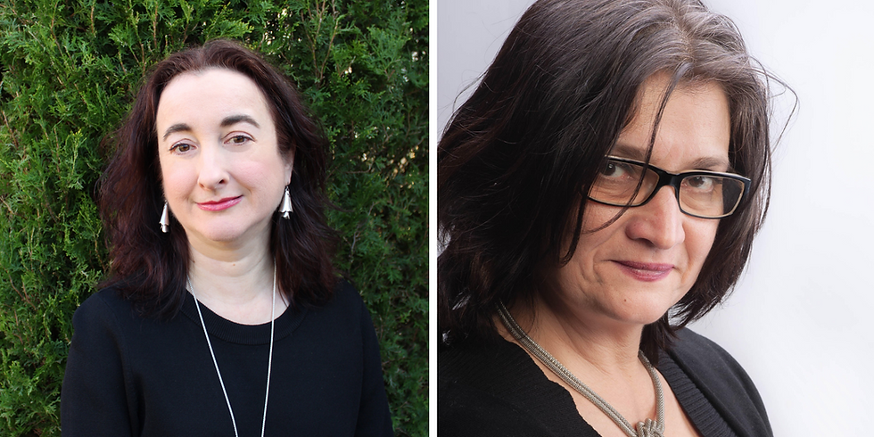 Romanian Women Voices in North America / Ep. 4: Claudia Serea and Diana Manole