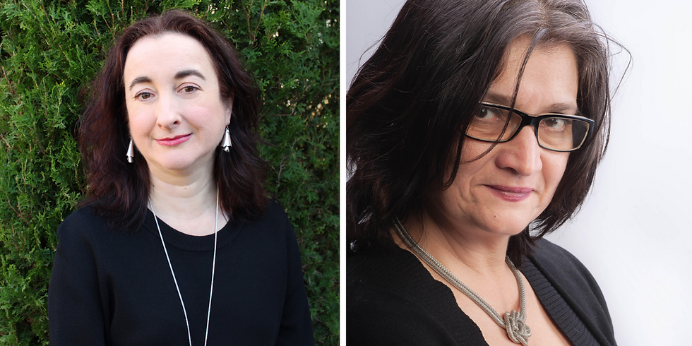 Diana Manole and Claudia Serea / Romanian Women Voices in North America