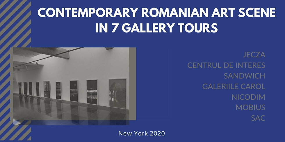 Contemporary Romanian Art Scene in 7 Gallery Tours / Ep. 2: Centrul de Interes