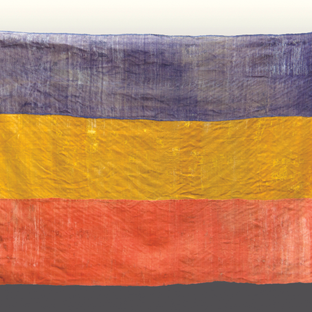 The History of Romania in One Object: The Flag of Lupșa