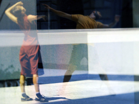 """""""ALMOST"""", a Romanian Premiere at Battery Dance Festival 2020"""