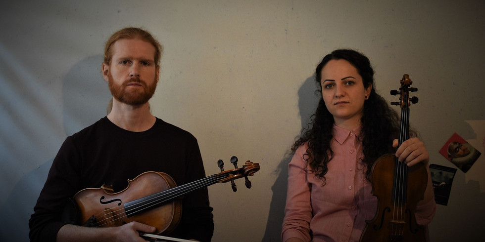 A Rare Instrumental Pairing for a Soiree of Hidden Treasures