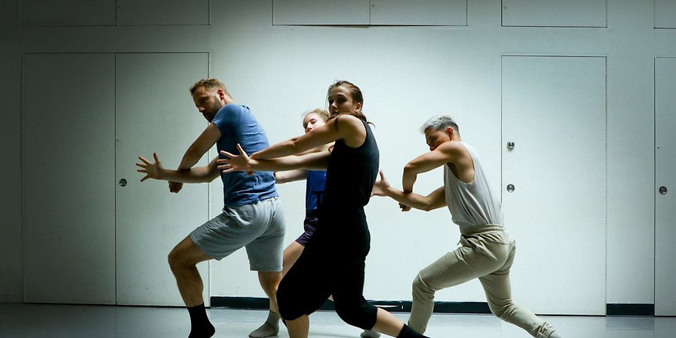 """""""It Goes by Quick"""", a World Premiere by Ana Maria Lucaciu at Battery Dance Festival"""
