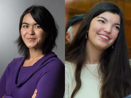 Amanda L. Andrei and Andreea Scridon / Romanian Women Voices in North America