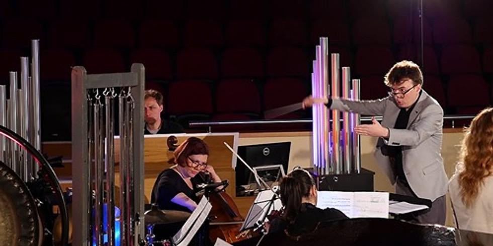 "Vlad Maistorovici's ""Lockdown Symphony"" at The Enescu Soirees"
