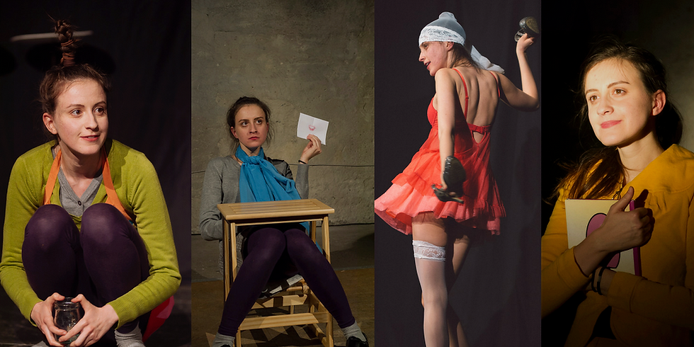 The Polenta Situation: Edith Alibec Shines in Striking Coming of Age One-Woman Show