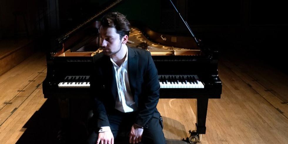 Cristian Sandrin Plays Bach at the Enescu Soirees