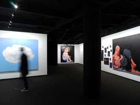 Contemporary Romanian Art Scene in 7 Gallery Tours   E6/7: MOBIUS GALLERY