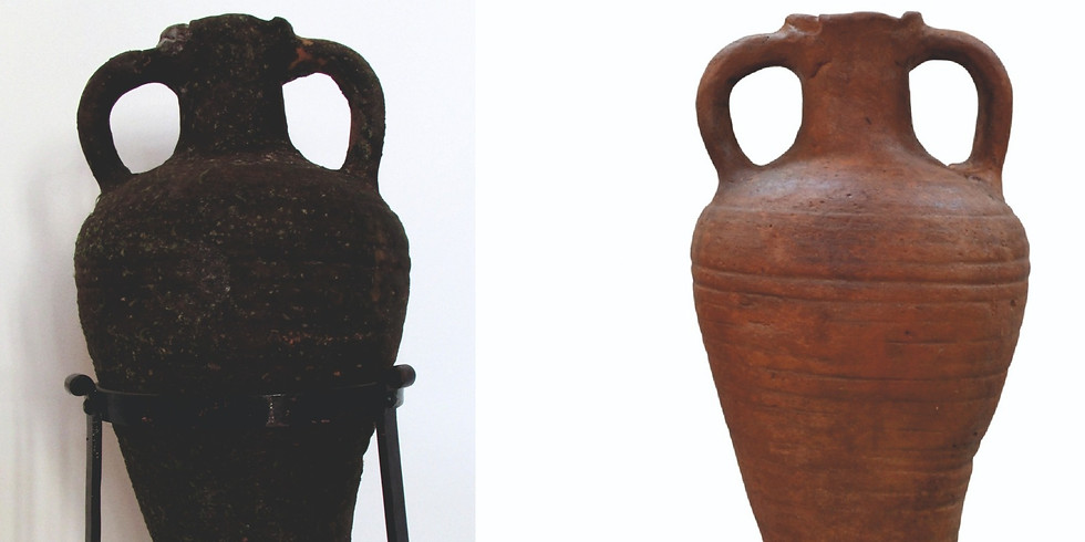 A Roman Amphora in the Barbarian Lands / The History of Romania in One Object