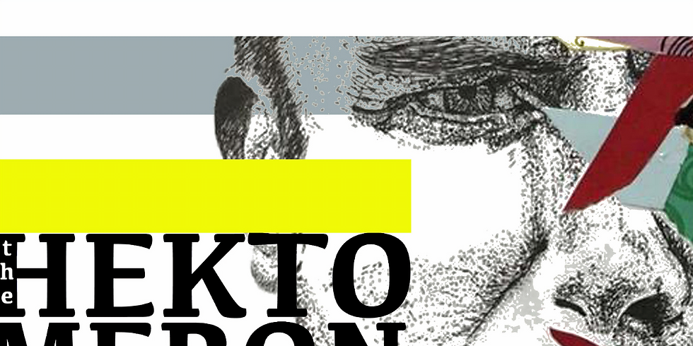 The RCI Digital Stage Presents: HEKTOMERON: 100 days / 100 stories / 100 directors from 100 countries
