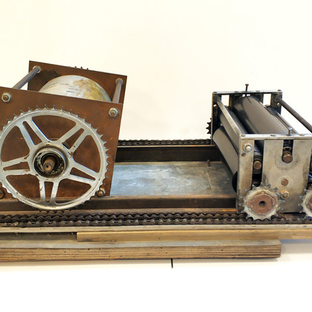 The History of Romania in One Object: Valentin Hurduc's Clandestine Printing Machine