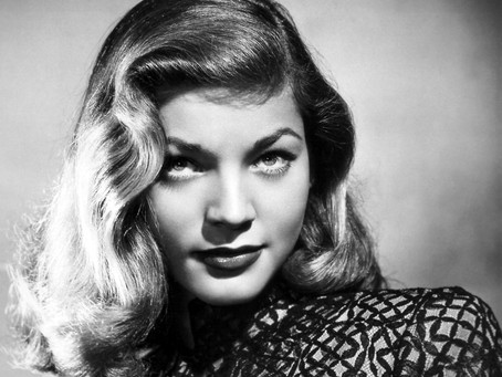 Hollywood Actors with Romanian Roots: Lauren Bacall