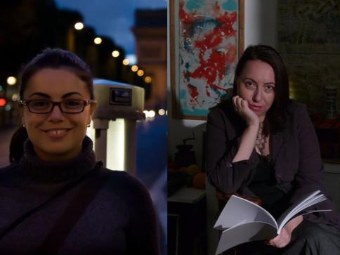 Romanian Women Voices in North America / Ep. 6: Anca Mizumschi & Adela Sinclair