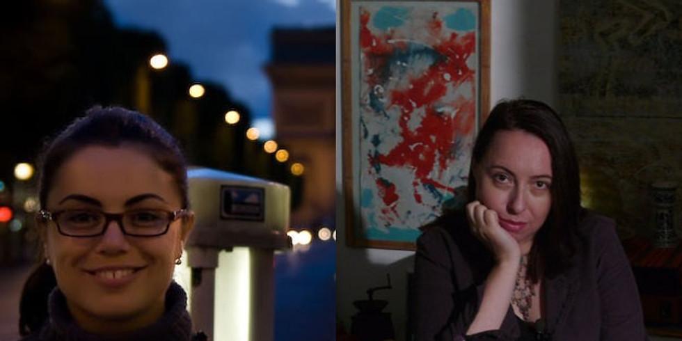 Anca Mizumschi and Adela Sinclair / Romanian Women Voices in North America