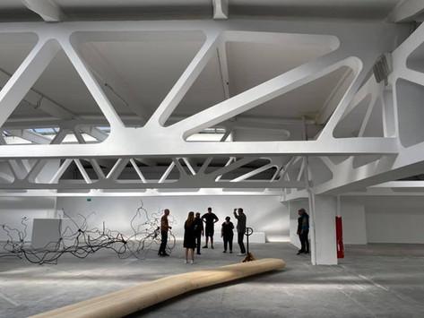 Contemporary Romanian Art Scene in 8 Gallery Tours | E8/8: KUNSTHALLE BEGA