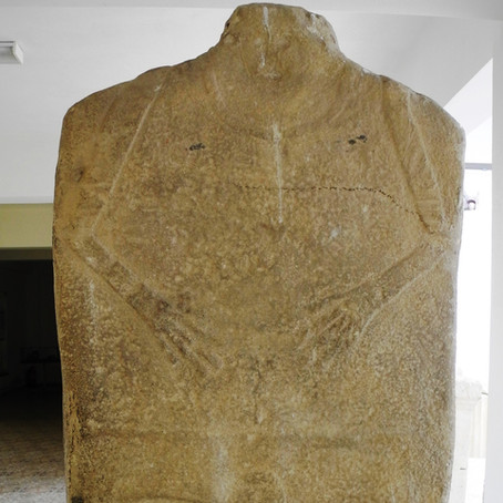The Menhir of Baia-Hamangia / The History of Romania in One Object