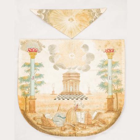 Mihail Kogălniceanu's Masonic Insignias / History of Romania in One Object