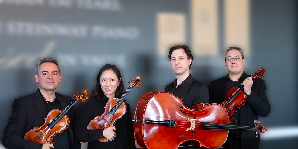 The ARF String Quartet in the Enescu Soirees Online