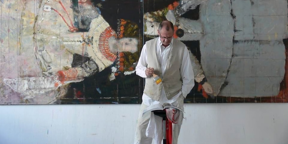 Art Fridays: Studio Conversations with Ioan Iacob