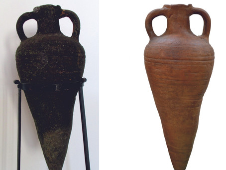 "A Roman Amphora in ""Barbaricum"" / The History of Romania in One Object"
