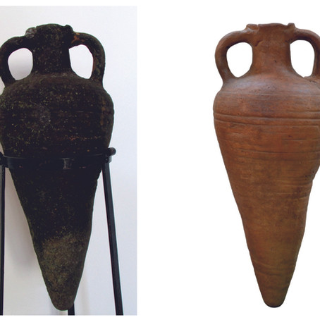 """A Roman Amphora in """"Barbaricum"""" / The History of Romania in One Object"""